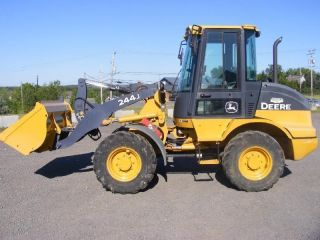 2007 John Deere Jd 244j Wheel Loader Tractor photo