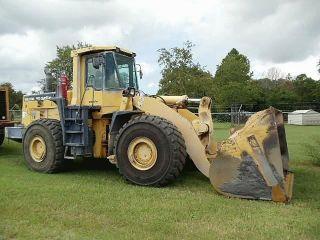 2005 Komatsu Wa500 - 3lk Wheel Loader Tractor photo
