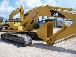 1997 Caterpillar Cat 322bl Excavator Tractor photo