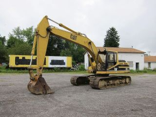 1992 Caterpillar Cat 320l Excavator Tractor photo