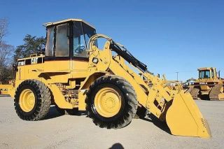 1992 Caterpillar Cat It18f Wheel Loader Tractor photo