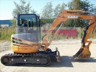 2009 Case Cx50b Excavator Tractor photo