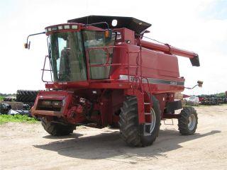 2003 Case Ih 2388 Combine Tractor photo