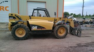 Cat Th350b Sld688 photo