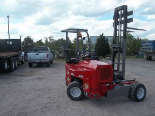 Moffett Forklift photo