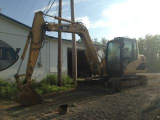 2006 Caterpillar Cat 307c Excavator photo