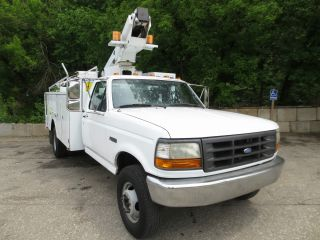 1997 Ford F - 450 photo