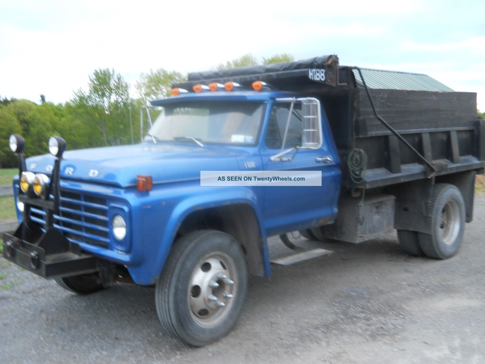 1978 Ford F600 - Dump Trucks photo