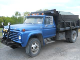 1978 Ford F600 - photo