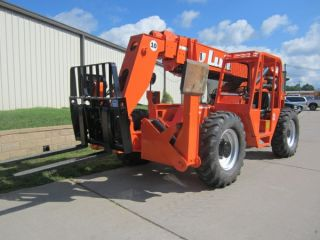 2006 Lull 1044c - 54 Telescopic Telehandler Forklift Lift 10000 Lb Capacity photo