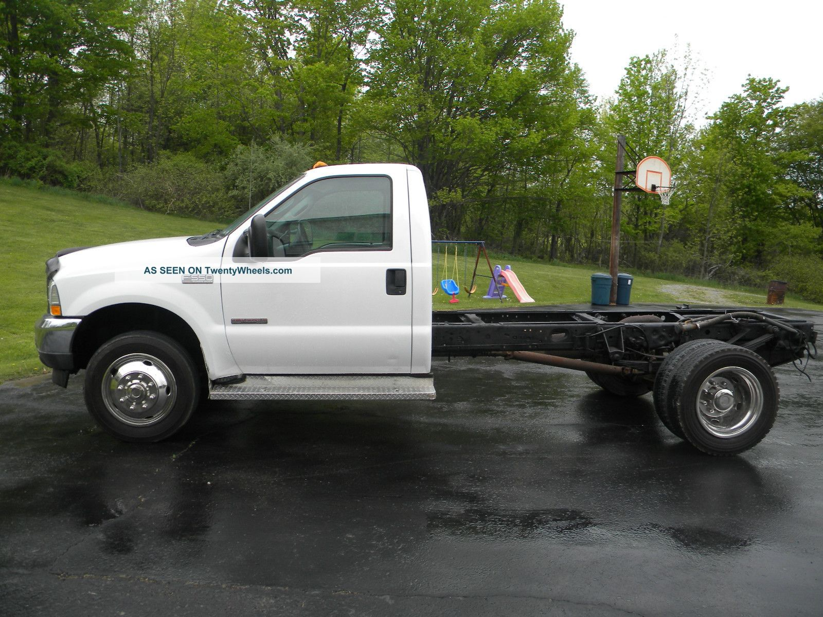2004 ford f550 owners manual pdf