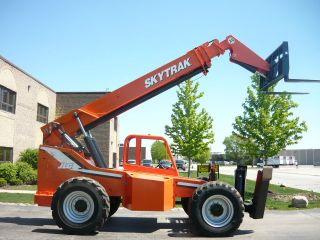 2005 Skytrak 10054 Jlg Reach Forklift Telehandler Telescopic Material Handler photo