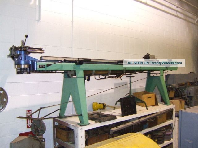 Conrac/leonard Bend Master Model Pbhdx Metal Bending Machines photo