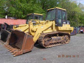 2003 Cat 963c Track Loader Job Ready photo