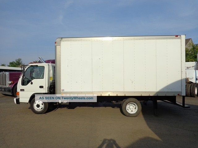 2004 Gmc W4500 16ft Box Truck Turbo Diesel