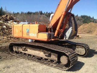 2001 Hitachi Ex200 - Lc5 6611 Hrs photo