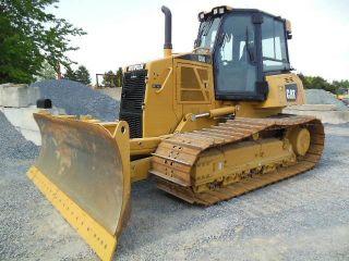 Caterpillar D6k Lgp Crawler Dozer photo