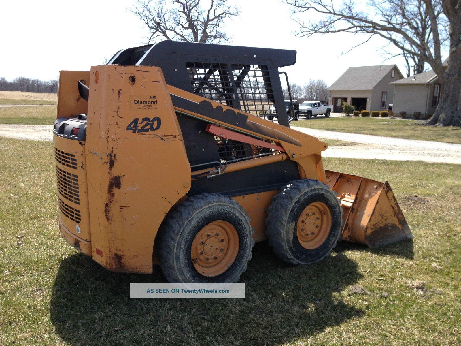 Bobcat Skid Steer Cover : Case skid steer bobcat