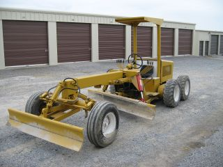 Heavy Equipment Graders Commercial Vehicle Museum
