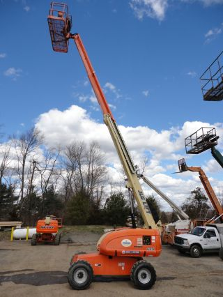 2005 Jlg 600s 60 ' Rough Terrain Diesel 4x4 Boom Lift photo