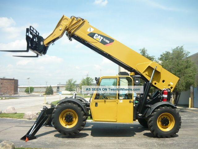 Cat Lift Boom : Jlg telescopic boom fork lift