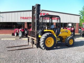 2006 Jcb 930 - Rough Terrain Forklift - Loader Lift Tractor - 4x4 photo