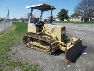 1998? Komatsu Bulldozer With 6way Blade And Shift On The Fly (low Reserve) photo