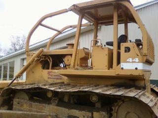 Dresser Td 15 E Crawler Dozer Bulldozer Lgp photo