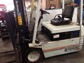 Kalmar Ac Forklift photo