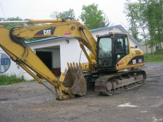 Caterpillar Cat 315cl Excavator photo