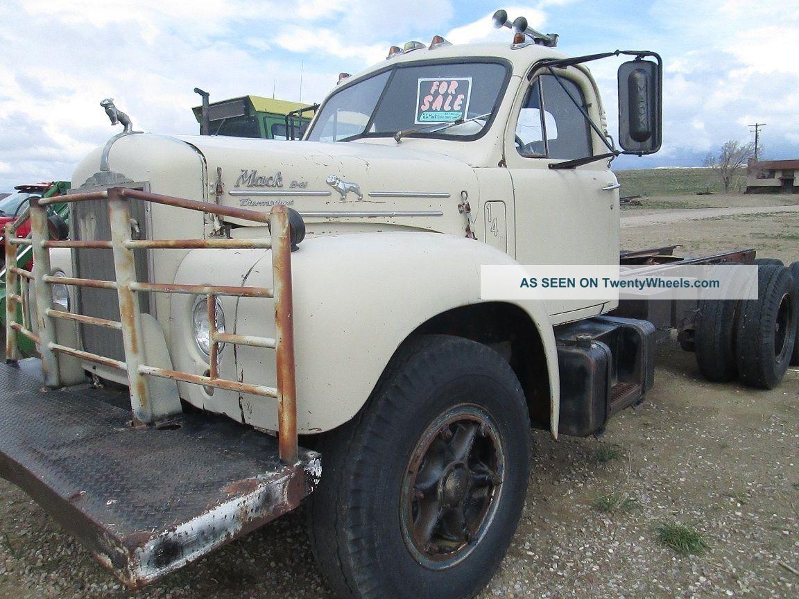 B 61 Mack Thermodyne : Mack b thermodyne