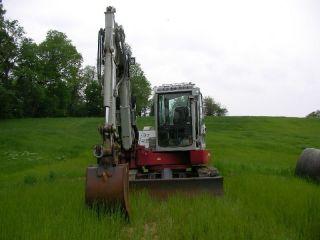 Takeuchi Tb180fr Excavator photo