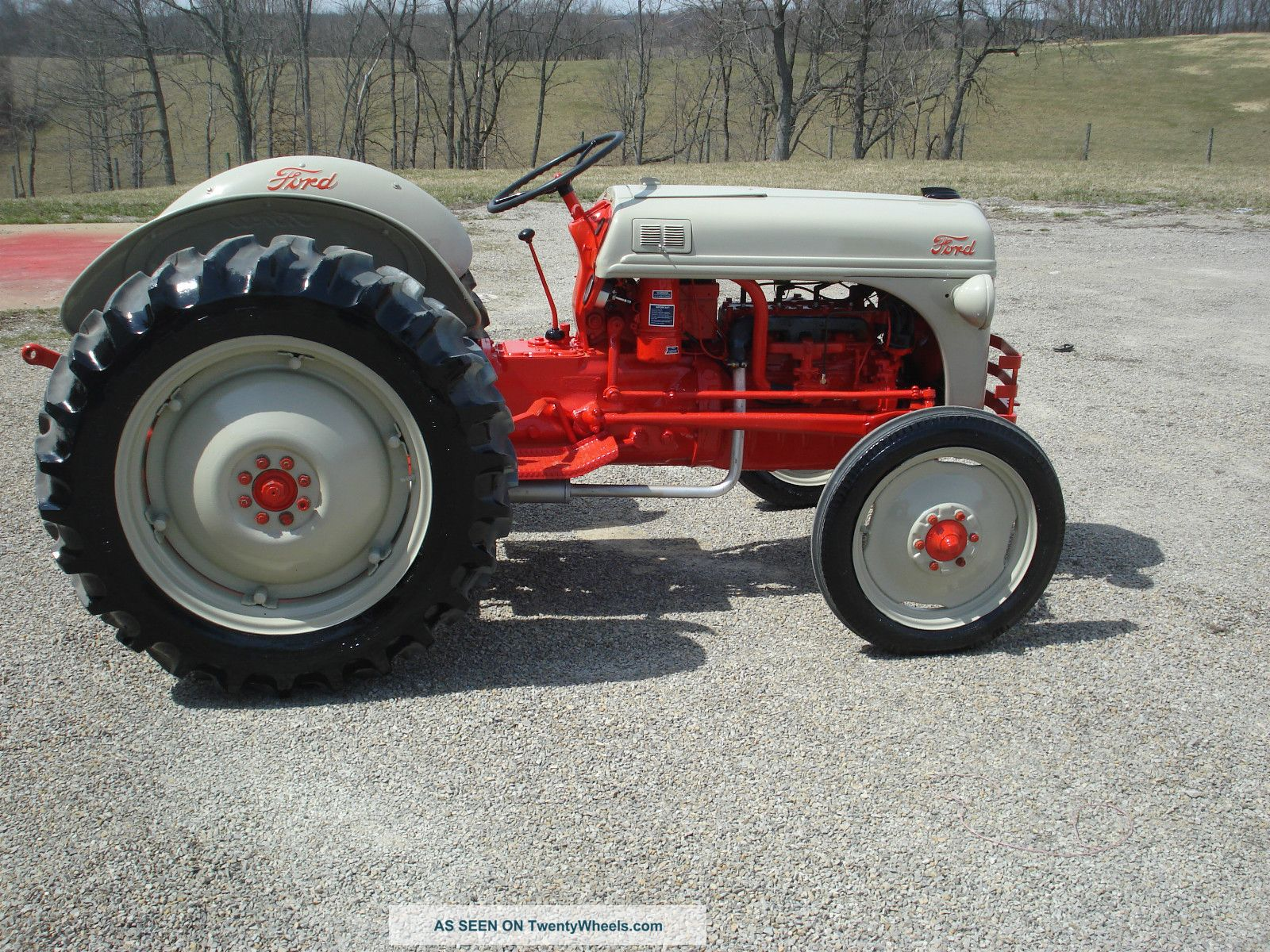 8n Ford Tractors : S n ford tractor