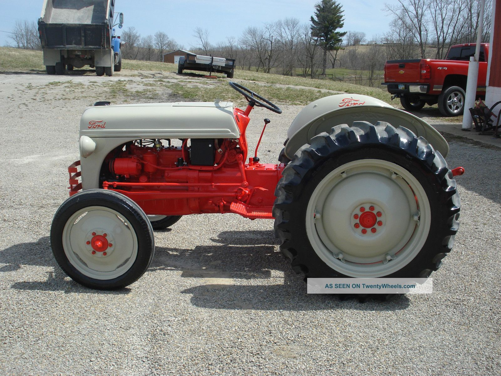 8n Tractor Specifications : Ford n tractor specs autos post