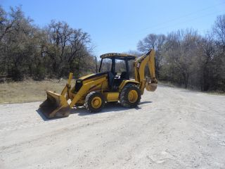 2002 Caterpillar 416d photo