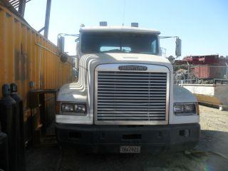 1997 Freightline Rolloff Truck Roll Off Truck Debris Box Dumpster Truck photo