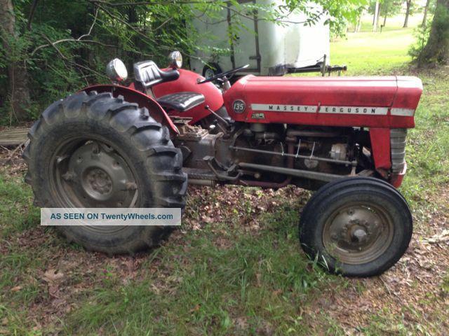 Massey Ferguson 135 Specs : Massey ferguson tractor