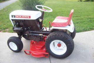 38 inch Bolens Lawn Tractor transmission problem - Bob Is