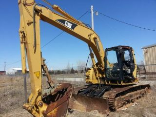 Caterpillar 314c Lrc Excavator photo