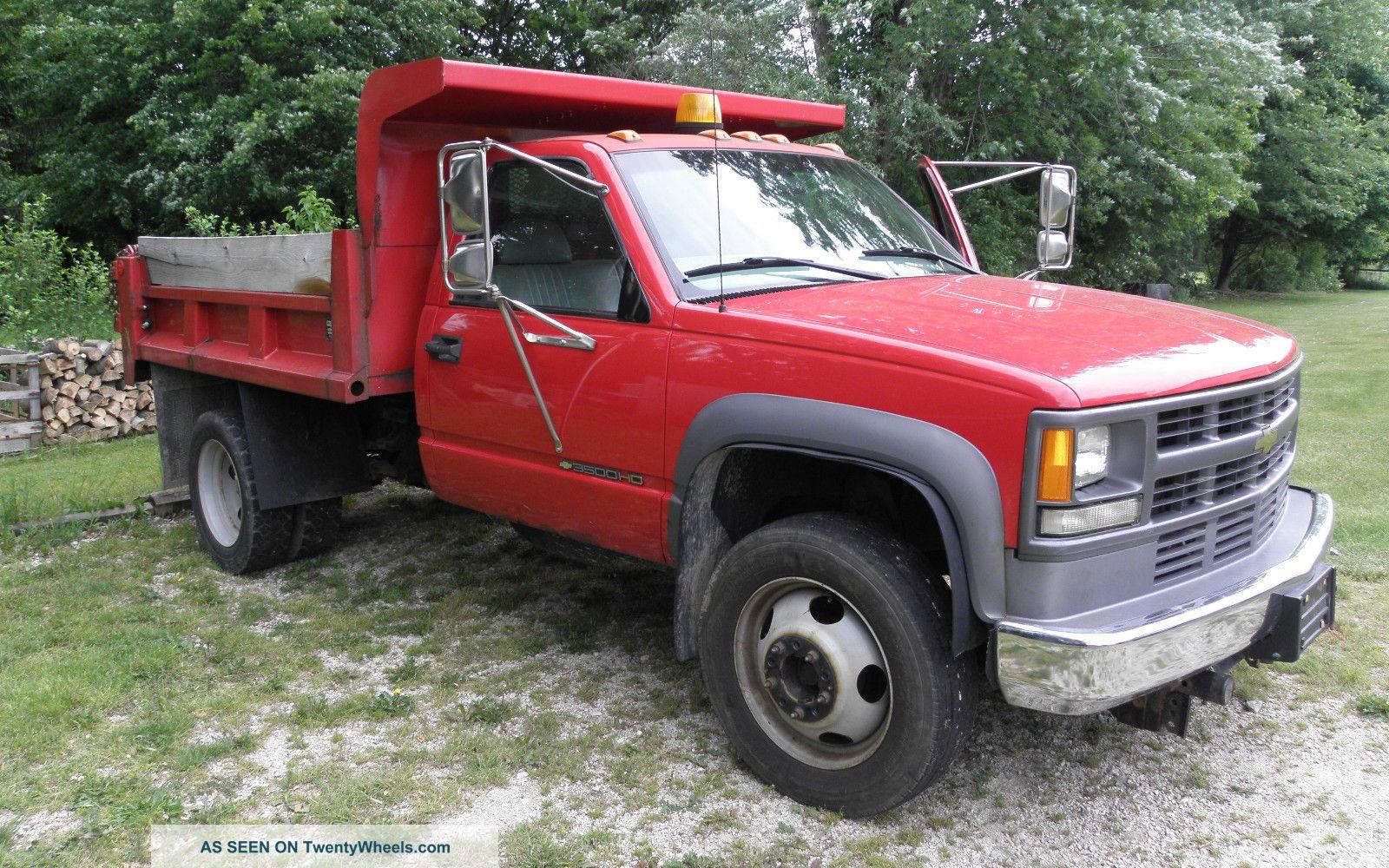 Craigslist Philadelphia Cars And Trucks >> 2000 Chevy 3500 Hd Dump Truck Parts | Autos Post