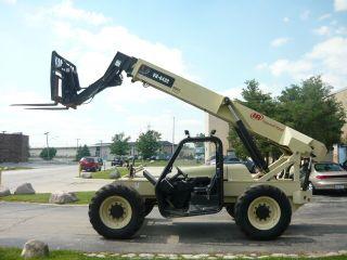 2006 Ingersoll Rand Vr642c Telescopic Forklift Telehandler Skyjack Case Low Hour photo