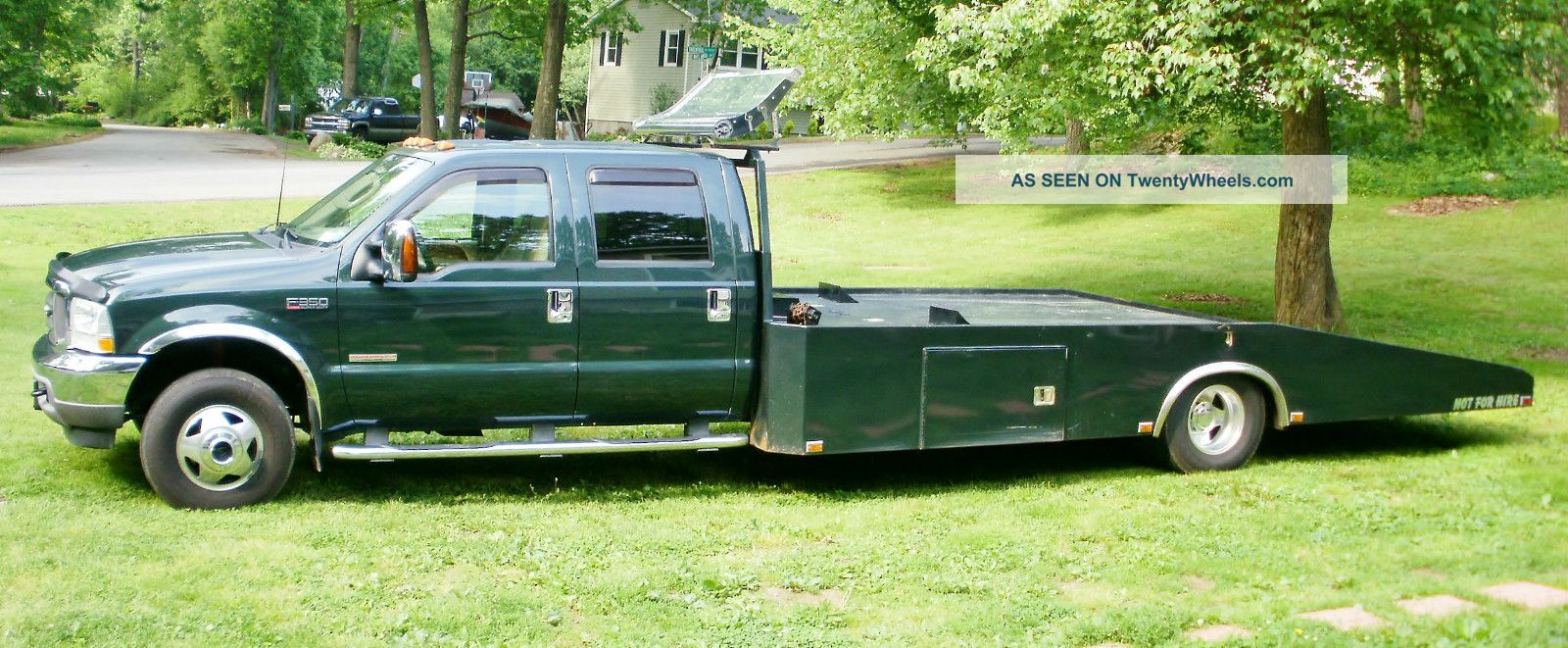 08 f350 towing capacity what weight can it really tow autos post. Black Bedroom Furniture Sets. Home Design Ideas