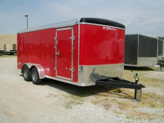 Cargotrailer 7 ' X16