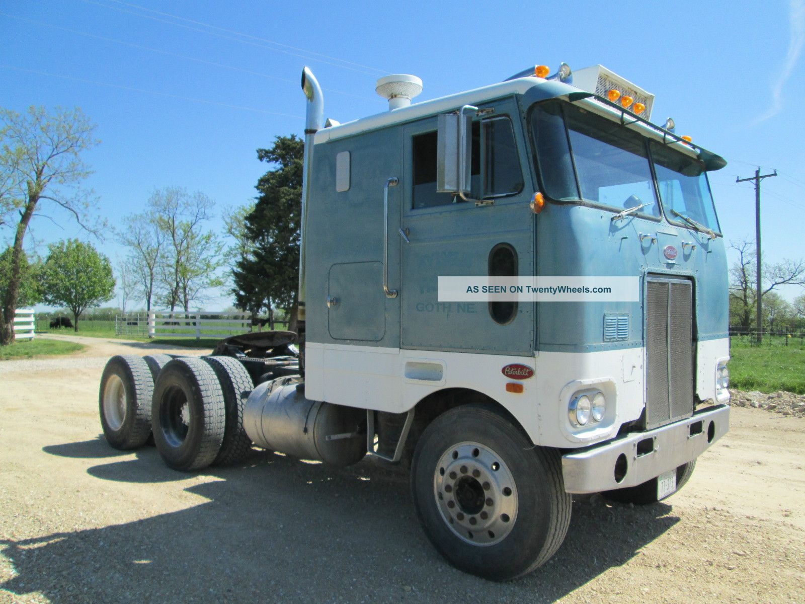 1972 Peterbilt 352 Pictures To Pin On Pinterest Pinsdaddy