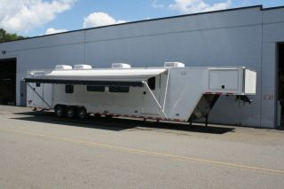 Trailer - Medical Outreach Trailer - 44 ' Goose Neck With 4 Rooms photo