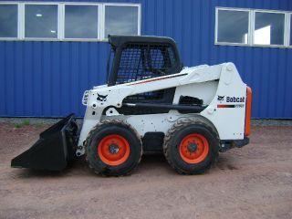 2011 Bobcat S630 Skid Steer Loader photo