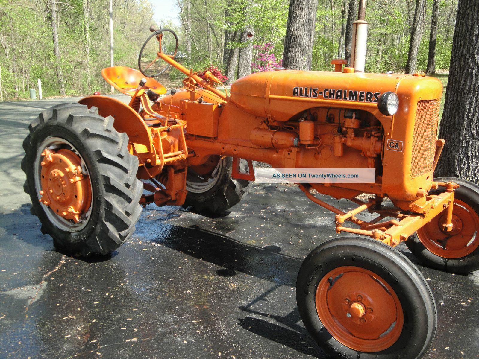 1955 Allis Chalmers Ca Tractor