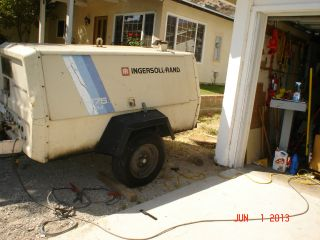 Ingersoll Rand Air Compressor photo