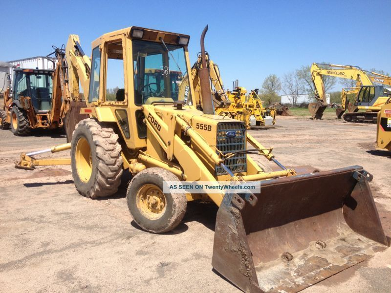 Tractor Front Loader Parts : Ford backhoe craigslist autos we