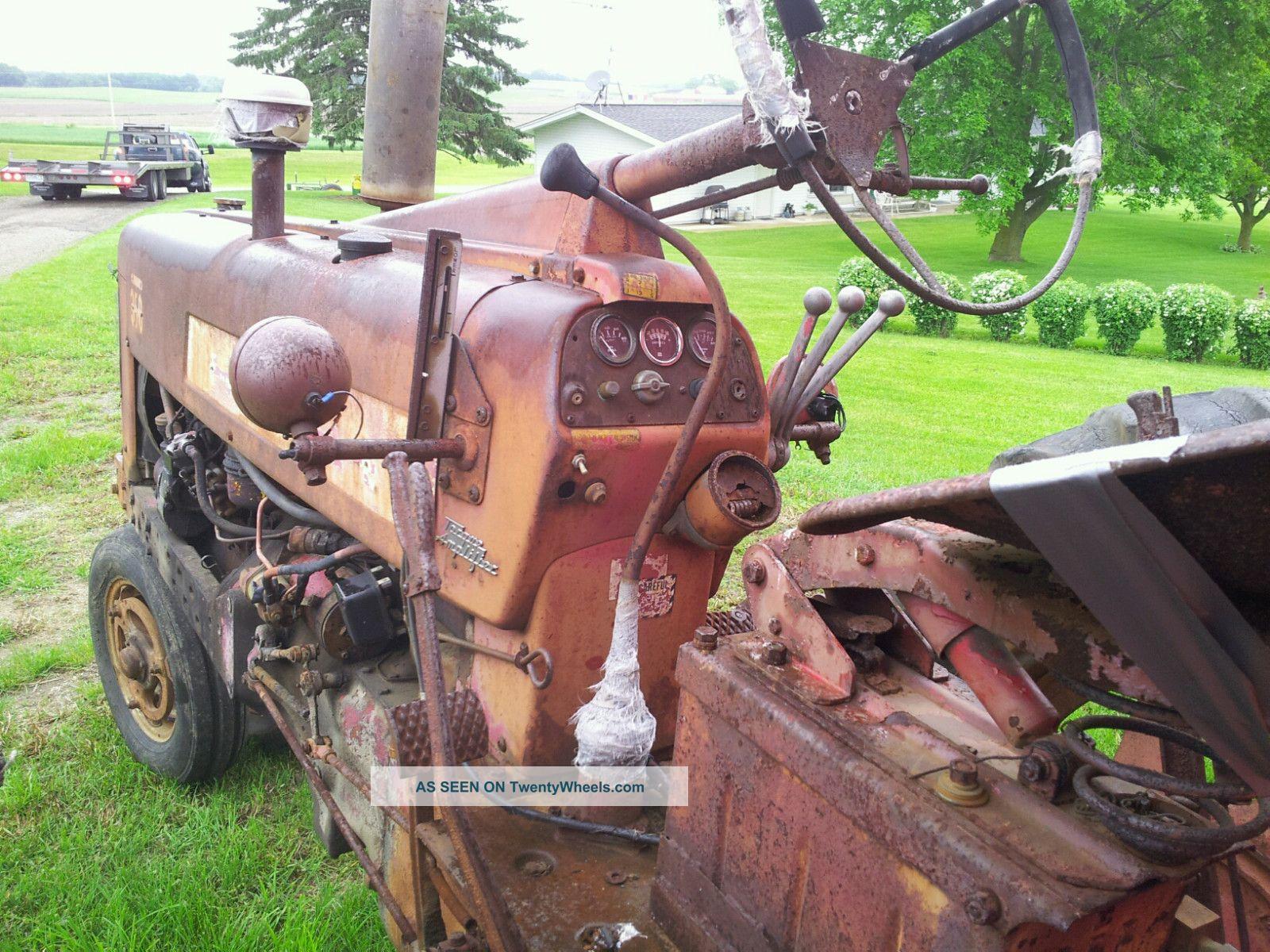 Farmall Diesel Straight Tractor Lgw